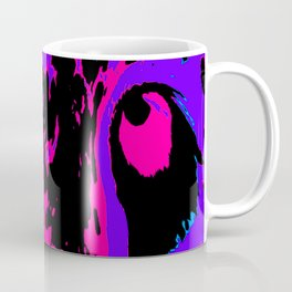 2 eyes, maybe Coffee Mug