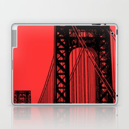 George Washington Bridge Laptop & iPad Skin