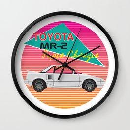 MR-2 Wall Clock
