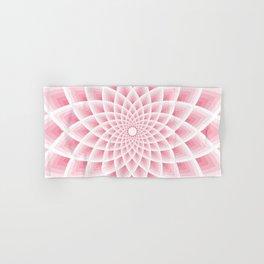 Pink Lotus Hand & Bath Towel