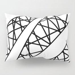 Lazer Dance X Pillow Sham