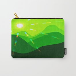 TakeMeToTheMountains 10 Carry-All Pouch