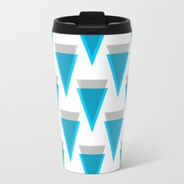 Verge - Crypto Fashion Art (Large) Travel Mug