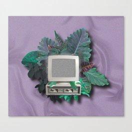 Organic Tech Canvas Print