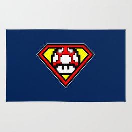 Super Mushroom Rug