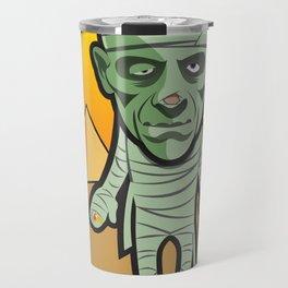 King of Swords Travel Mug