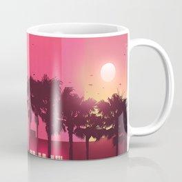 Back to the vaporwave Coffee Mug