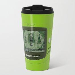 Gameboy Zelda Link Travel Mug