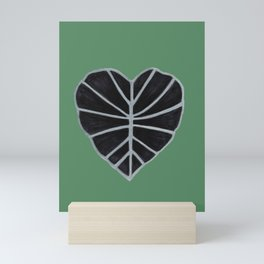 Elephant Ear Leaf Mini Art Print