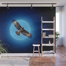 Moments - Full moon Wall Mural