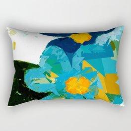 Kunstblumen Rectangular Pillow