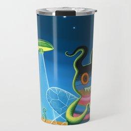 bee movie technicolor Travel Mug