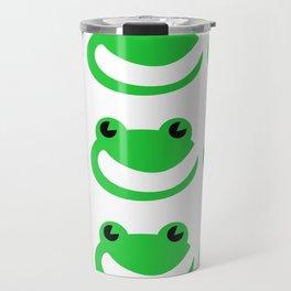 Smug Frogs Travel Mug
