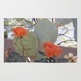 Cactus Rose Rug