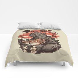 Kaiju's Ramen Comforters