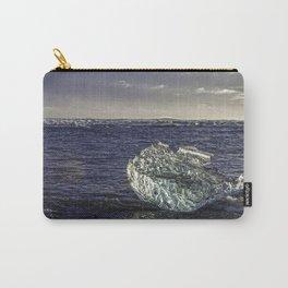 Jokulsarlon Lagoon Beach 02 Carry-All Pouch