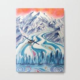 Regal Air Alaska Metal Print