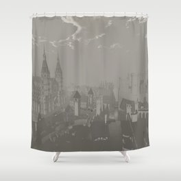 Old grawer Shower Curtain