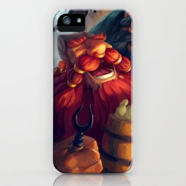 Once Upon a Time in The Tavern iPhone Case