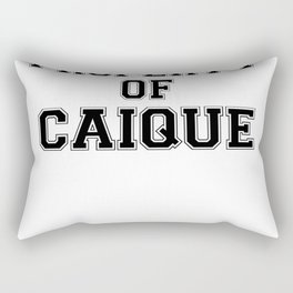 Property of CAIQUE Rectangular Pillow
