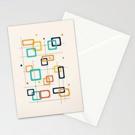 Mid Century Retro Pop Art 016 Stationery Cards