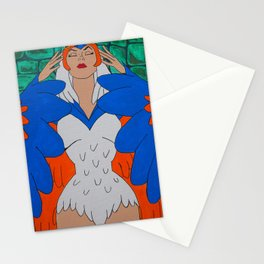 The Sorceress by 4:F Stationery Cards