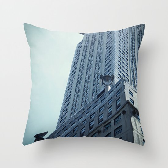 Who needs a hero? Throw Pillow