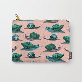 Snails x Infinity (Blue/Green Neon) Carry-All Pouch