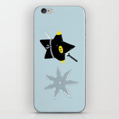STARtling similarities iPhone & iPod Skin