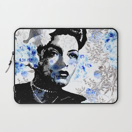 LADY AND ORCHIDS Laptop Sleeve