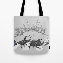 The Beetles Tote Bag
