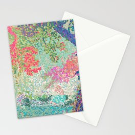 (un)welcome gaze Stationery Cards