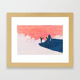 Purview Framed Art Print
