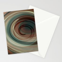 creation triptychon Stationery Cards