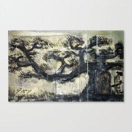 THE RONIN Canvas Print