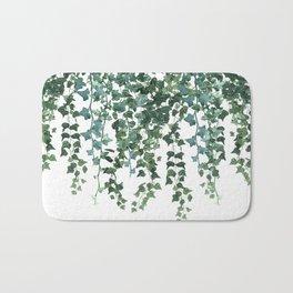 Ivy Watercolor Bath Mat
