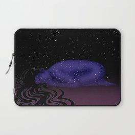 Nuit, The Lady of the Stars Laptop Sleeve