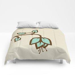 flower Pow! Comforters