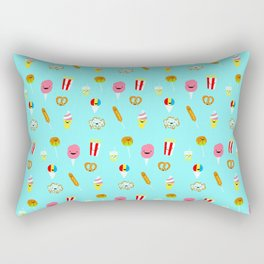 Carnies Pattern Rectangular Pillow