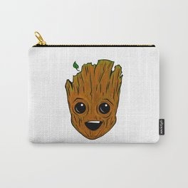 Face.groot Carry-All Pouch