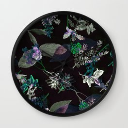 Precious Nature 2 Wall Clock