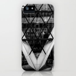 London Gherkin iPhone Case