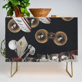 Here's Looking at You Credenza