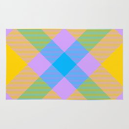 Tartan Pattern 8 Rug