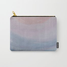 Hopeful Sunset Carry-All Pouch
