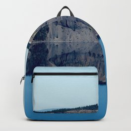 Crater Lake Reflection Backpack