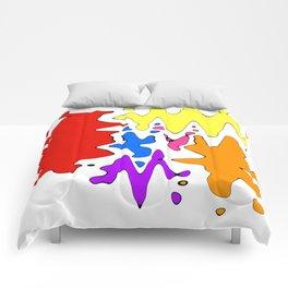 Splodged  Comforters