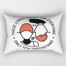 MM Rectangular Pillow