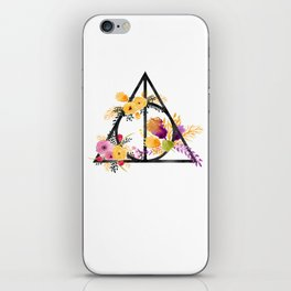 Life and Deathly Hallows iPhone Skin