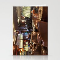 bar Stationery Cards featuring Lounge Bar by Deborah Janke
